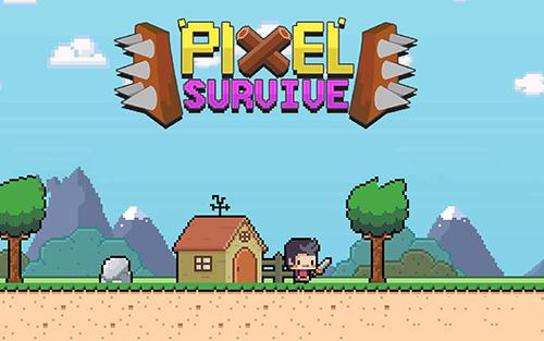 Pixel survive capture d'écran 1