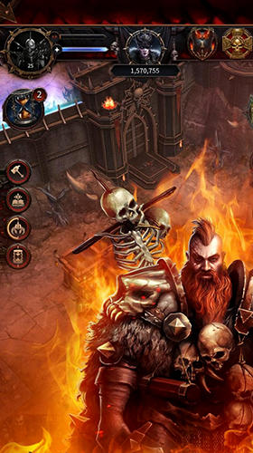 Onlinespiele Warhammer: Chaos and conquest. Build your warband für das Smartphone