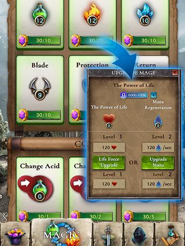 Battle magic: Online mage duels für Android