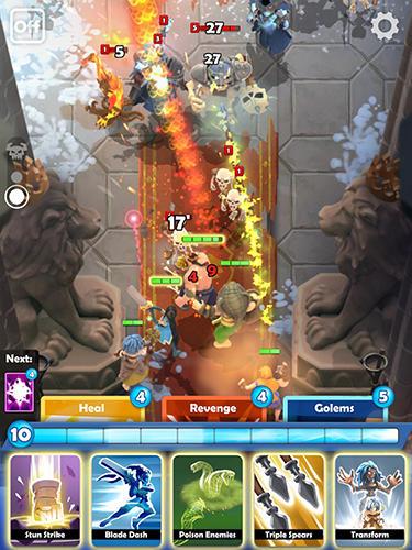 Darkfire heroes为Android