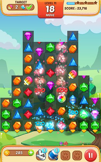 Jewel match king for Android