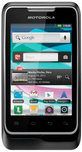 Motorola MOTOSMART ME XT 305