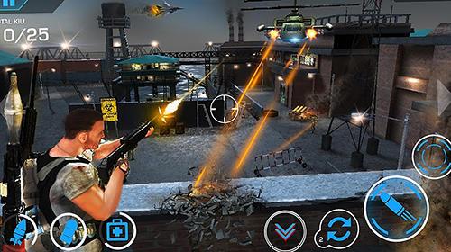 Combat elite: Border wars para Android