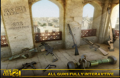 Gun Club 2 for iPhone for free