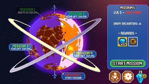 Fusion heroes Screenshot