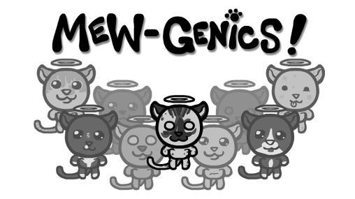 Mew-genics icon