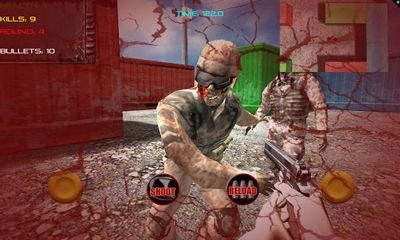 Zombie Attack Protocol для Android