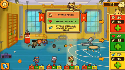 Strike force kitty screenshot 1