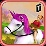 Ultimate unicorn dash 3D Symbol