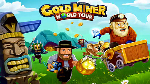 Gold miner world tour Screenshot