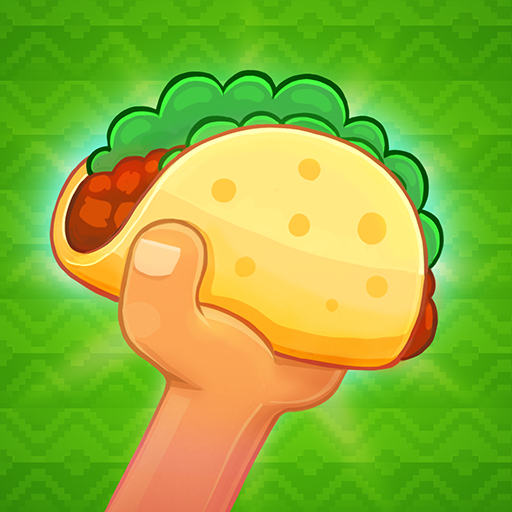 Mucho Taco - idle tycoon icono