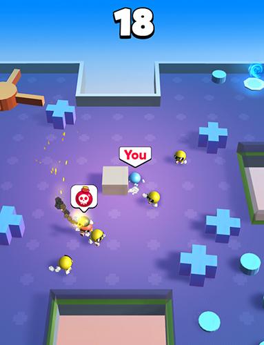 Arcade Bomp.io für das Smartphone