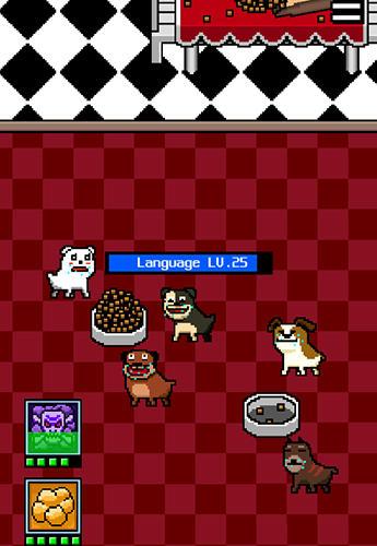 Spiele mit virtuellen Haustieren I became a dog 2 auf Deutsch