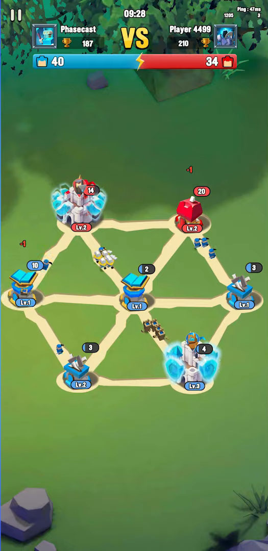 Tower Clash for Android