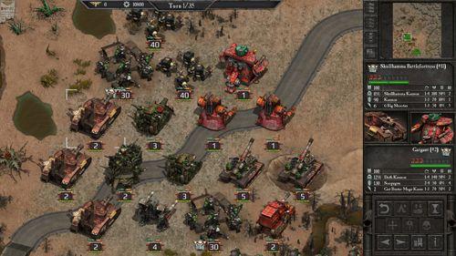 Strategie Warhammer 40 000: Armageddon auf Deutsch