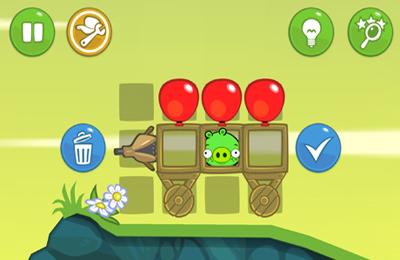 iPhone用ゲーム バッドピギー のスクリーンショット