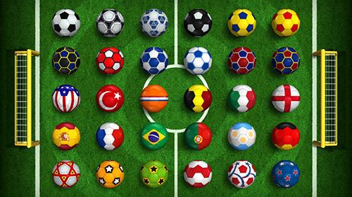 Arcades Bouncy football pour smartphone