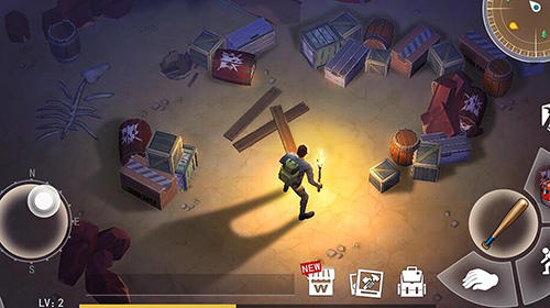 Desert storm: Zombie survival para Android