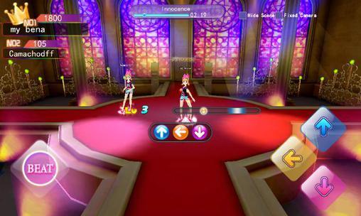 Super dancer: Date your dreamcapturas de pantalla