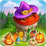 Иконка Magic country: Fairytale city farm