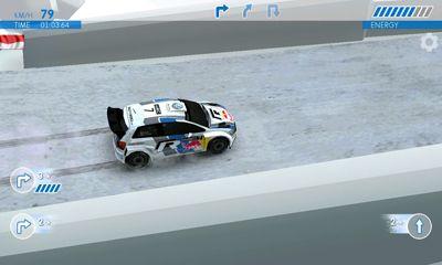Rally The World. The Game captura de tela 1
