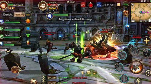 Era of legends: Fantasy MMORPG in your mobile für Android