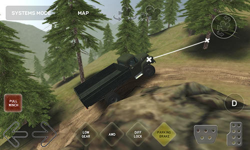 Dirt trucker: Muddy hills screenshot 3