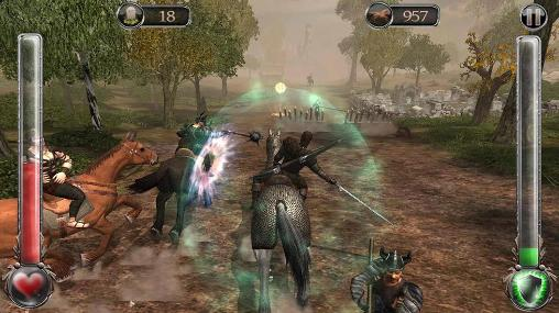 Arcane knight capture d'écran 1