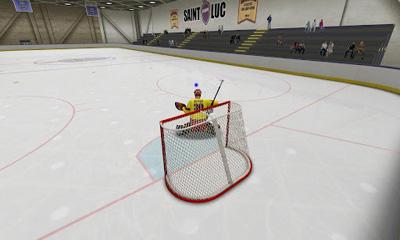 Virtual Goaltender for Android