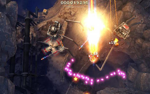 Screenshot Sky Force: Reloaded auf dem iPhone