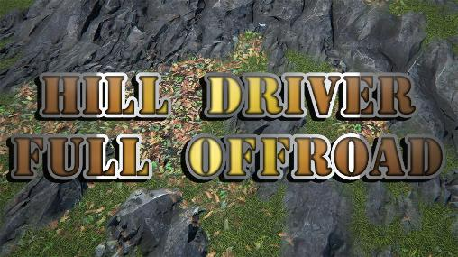 Hill driver: Full off road скріншот 1