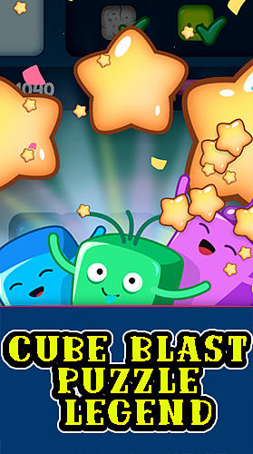 Cube blast puzzle block: Puzzle legend Screenshot
