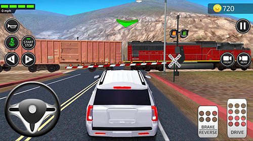 Driving academy: Car school driver simulator 2019 para Android