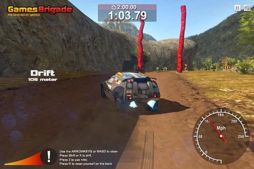 Rally point 4 для Android