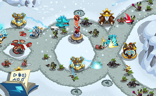 Legends TD: None shall pass! for Android
