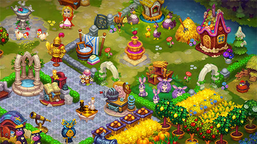 Wonder valley: Fairy tale farm adventure para Android