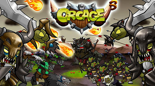 Orcage: Horde strategy Screenshot