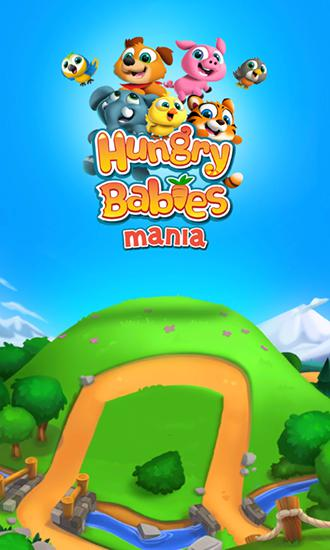 Hungry babies: Mania screenshot 1
