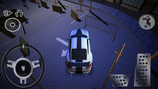 Real car parkingcapturas de pantalla