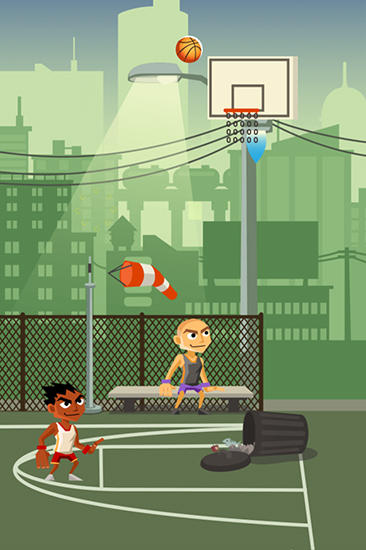 Basket boss: Basketball game für Android