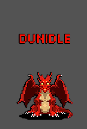 Dunidle: Idle pixel dungeon capture d'écran 1