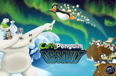 logo El asalto de los pingüinos locos