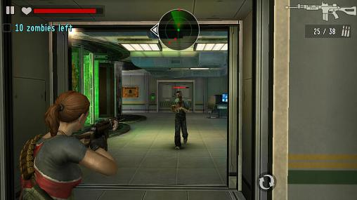 Contract killer: Zombies для Android