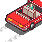 Speedy car: Endless rush Symbol