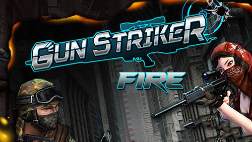 Gun striker fire ícone