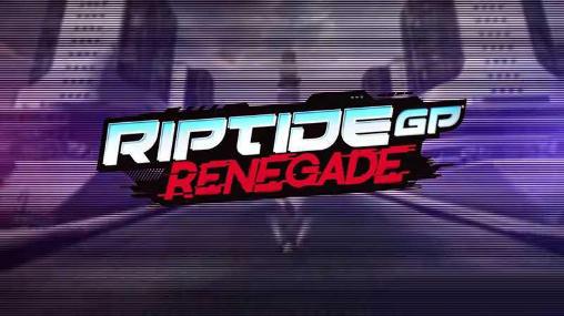 Riptide GP: Renegade captura de tela 1