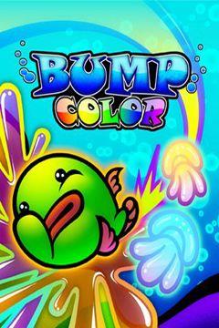 logo Burbujas de colores