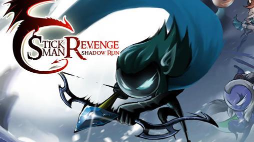 Stickman revenge: Shadow run icono