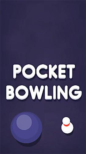 Pocket bowling screenshot 1