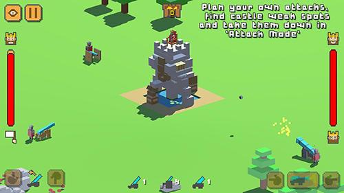 Arcade-Spiele Royal tumble für das Smartphone